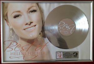 12.Best of Helene Fischer-matrisse