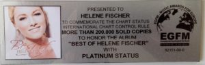 12a.Best of Helene Fischer-matrisse